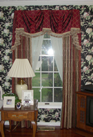 Formal kingston valances